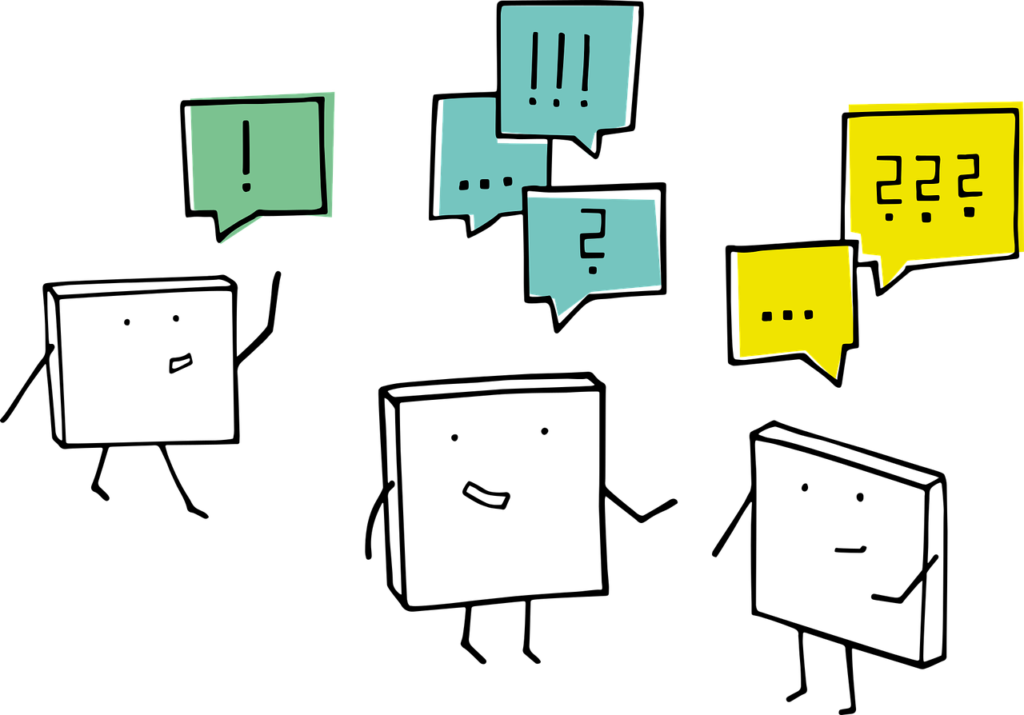 Fragebogen-Beispiel Startseite